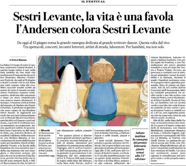 La Repubblica_Giovedì 10 giugno 2021
